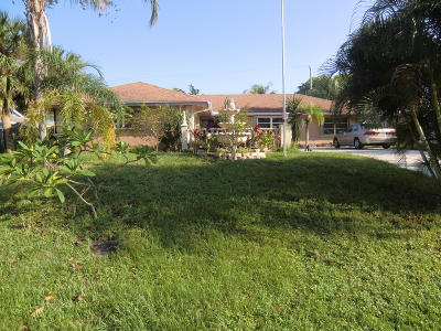 Palm Beach Gardens Single Family Home For Sale: 3923 Buttercup Circle