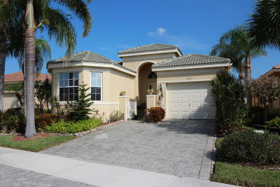 Delray Beach Single Family Home For Sale: 7069 Del Corso Lane