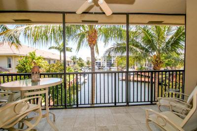 Boca Raton Townhouse For Sale: 24 Royal Palm Way #4