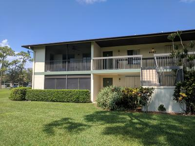 Jupiter Condo Contingent: 6447 Chasewood Drive #G