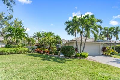 Boynton Beach Single Family Home For Sale: 57 Bristol Drive