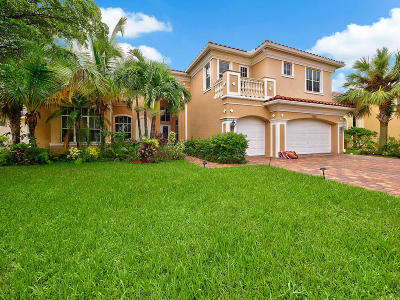 Wellington Single Family Home For Sale: 3389 Lago De Talavera