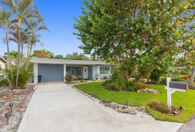 Lantana Single Family Home For Sale: 607 W Jennings Street