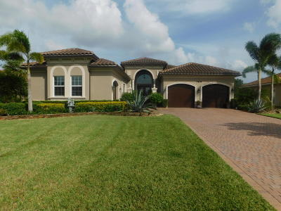 West Palm Beach Single Family Home For Sale: 7894 Arbor Crest Way