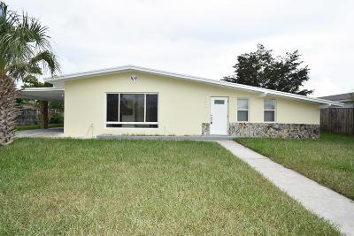 Lantana Single Family Home Contingent: 408 S 9th Street