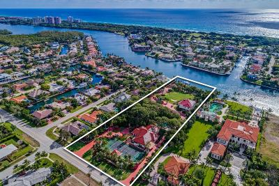 Boca Raton FL Single Family Home For Sale: $19,995,000
