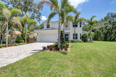 Delray Beach Single Family Home For Sale: 2147 SW 36th Terrace