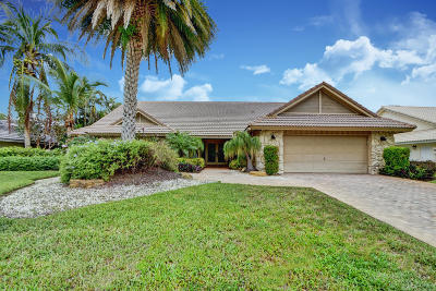 Delray Beach Single Family Home For Sale: 4382 White Cedar Lane