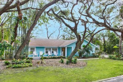 Palm Beach Gardens Single Family Home For Sale: 2352 Snug Harbor Drive