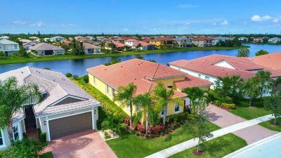 Royal Palm Beach Single Family Home For Sale: 2434 Bellarosa Circle