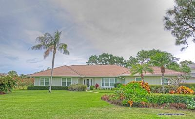 Stuart Single Family Home For Sale: 6361 SE Winged Foot Drive