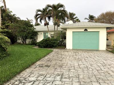 Fort Pierce Single Family Home For Sale: 305 Fernandina Street