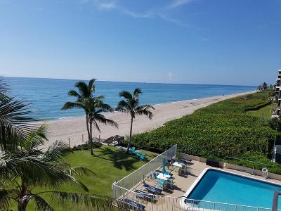 Palm Beach Rental Leased: 3030 S Ocean Boulevard #436