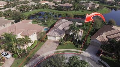 Boynton Beach Single Family Home For Sale: 10878 Canyon Bay Lane