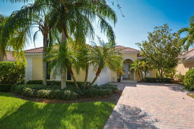 Palm Beach Gardens Single Family Home For Sale: 8752 Oldham Way
