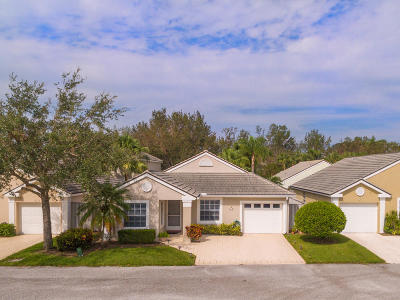 Palm Beach Gardens Single Family Home For Sale: 5 Commanders Drive