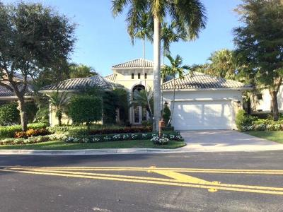 Delray Beach Single Family Home For Sale: 7809 Palencia Way