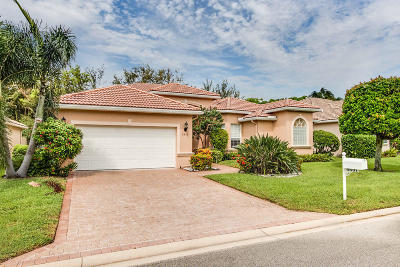 Delray Beach Single Family Home For Sale: 6531 Via Palermo