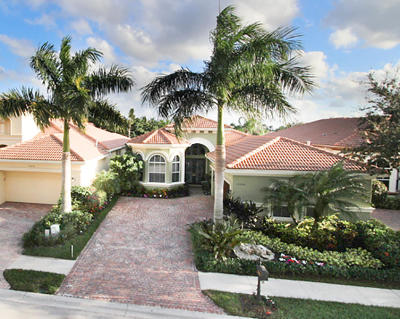 West Palm Beach Single Family Home For Sale: 10626 Piazza Fontana