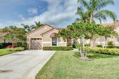 Palm Beach Gardens Single Family Home For Sale: 601 Sabal Palm Lane