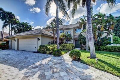 Delray Beach Single Family Home For Sale: 2973 Sabalwood Court