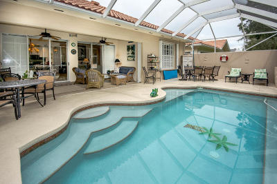 Palm Beach Gardens Single Family Home For Sale: 321 Kelsey Park Circle