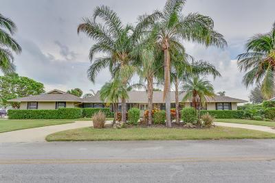 Boynton Beach Single Family Home For Sale: 4211 Pine Cone Lane