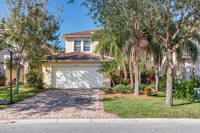 Boynton Beach Single Family Home For Sale: 11597 Rock Lake Terrace