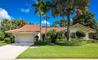Delaire Country Club Single Family Home For Sale: 4349 Live Oak Boulevard