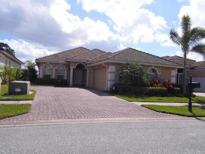 Jensen Beach Single Family Home For Sale: 1592 NW Old Oak Terrace