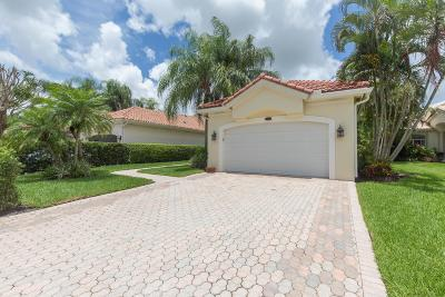 Wellington Single Family Home For Sale: 12587 Mallet Circle