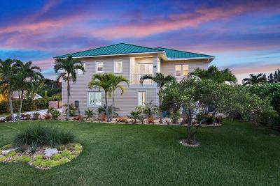 Hobe Sound Single Family Home For Sale: 9424 SE Kingsley Street