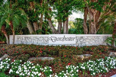 Palm Beach Condo For Sale: 3250 S Ocean Boulevard #407 N