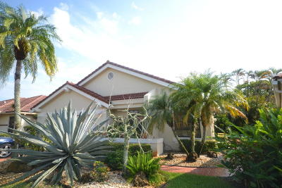 Boca Raton Single Family Home For Sale: 10802 White Aspen Lane