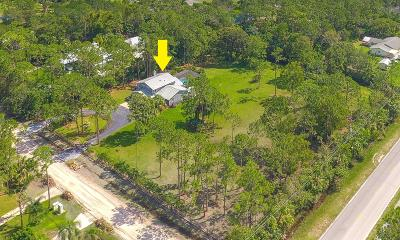 Acreage & Unrec Jupiter Farms, Acreage And Unrec Jupiter Farms, Jupiter Farms, Jupiter Farms Development, Jupiter Farms., Jupiter Farms... Corner Very Very High And Dry... Fenced Corner Lot One Property Single Family Home For Sale: 11970 175th Road
