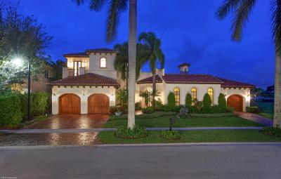 Single Family Home For Sale: 8411 Delprado Drive