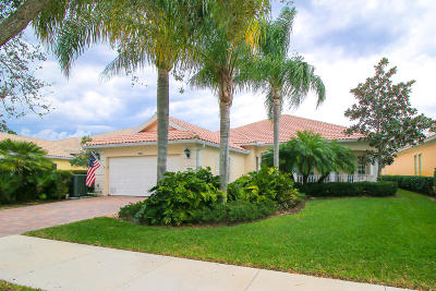 Hobe Sound Single Family Home For Sale: 8561 SE Nicolete Lane