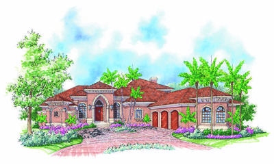 Palm Beach County Single Family Home For Sale: 3079 Gator Pond Lane #Lot #15