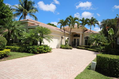 Delray Beach Single Family Home For Sale: 7960 Trieste Place
