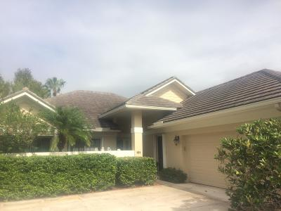 Palm Beach Gardens Single Family Home For Sale: 151 Coventry Place