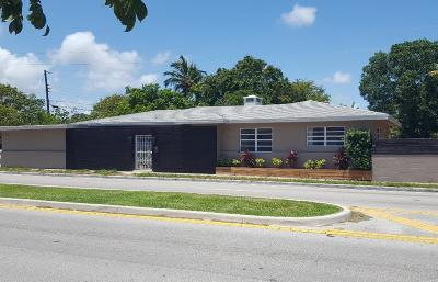 Fort Lauderdale Single Family Home For Sale: 401 NW 13th Street
