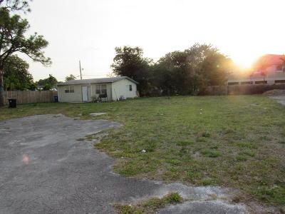 Fort Lauderdale Residential Lots & Land For Sale: 811 NW 1st Avenue