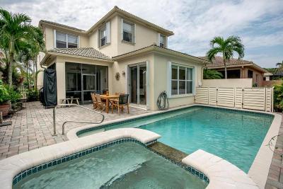 Palm Beach Gardens Single Family Home For Sale: 213 Isle Verde Way