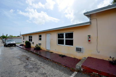 Riviera Beach Multi Family Home For Sale: 2624 Avenue S #A-D