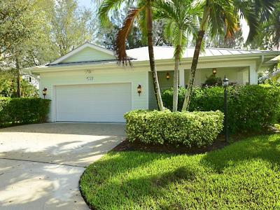 Stuart Single Family Home For Sale: 2122 NW Tilia Trail