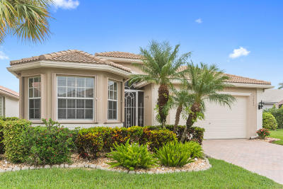 Delray Beach Single Family Home For Sale: 13043 Isabella Terrace