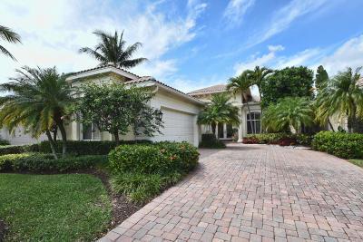 Delray Beach Single Family Home For Sale: 7733 Montecito Place