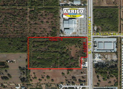 Fort Pierce Residential Lots & Land For Sale: 6209 S Us Hwy1