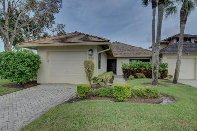 Boca Raton Single Family Home For Sale: 19452 Waters Reach Lane #301