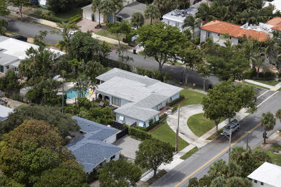 West Palm Beach Single Family Home For Sale: 7105 Washington Road